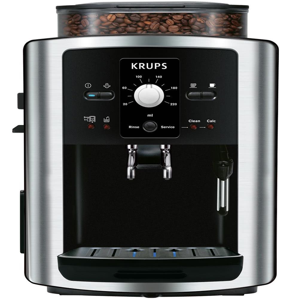 Krups EA8170 фото вид спереди