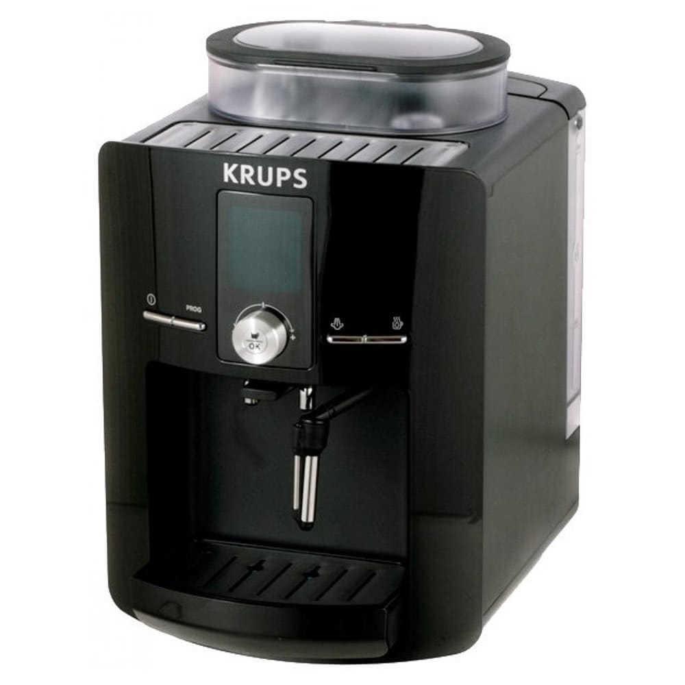 Krups EA8250 Compact Espresseria фото вид спереди