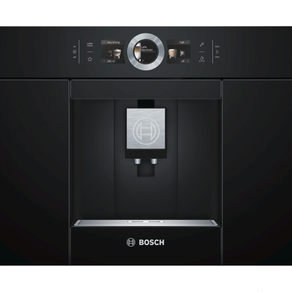Фотография автоматической зерновой кофемашины Bosch CTL636EB1