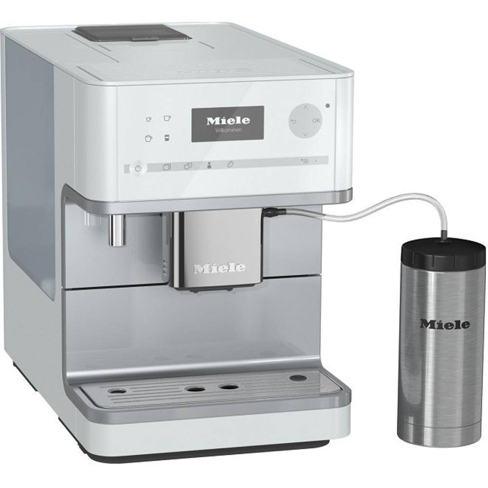 Кофемашина автоматическая зерновая Miele CM 6350 W главное фото