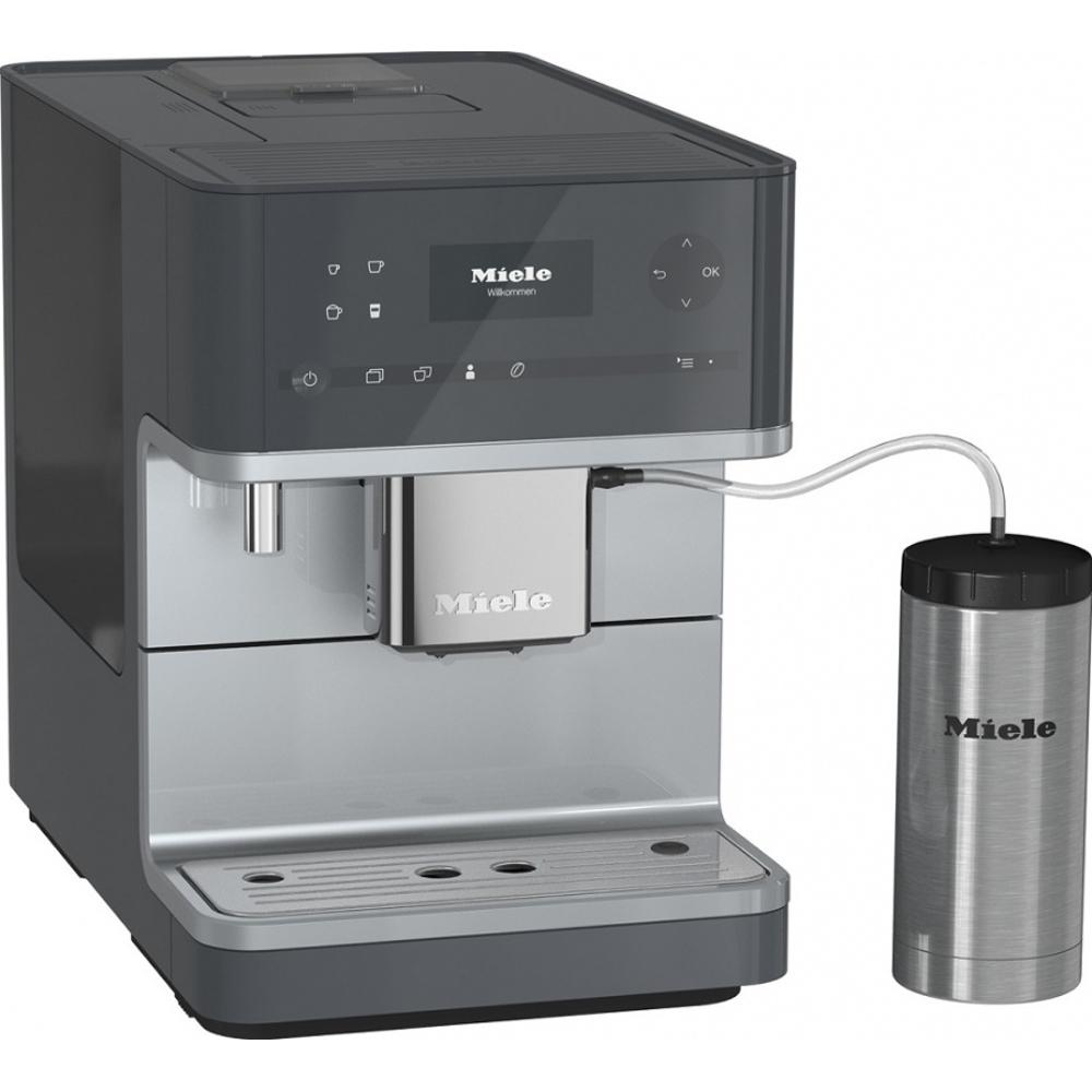 Кофемашина автоматическая зерновая Miele CM 6350 G главное фото