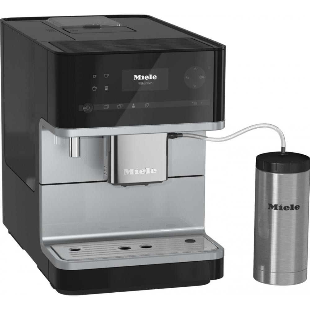 Кофемашина автоматическая зерновая Miele CM 6350 B главное фото