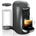 Капсульная кофемашина Nespresso GCB2 Vertuo Plus C.T в пол оборота