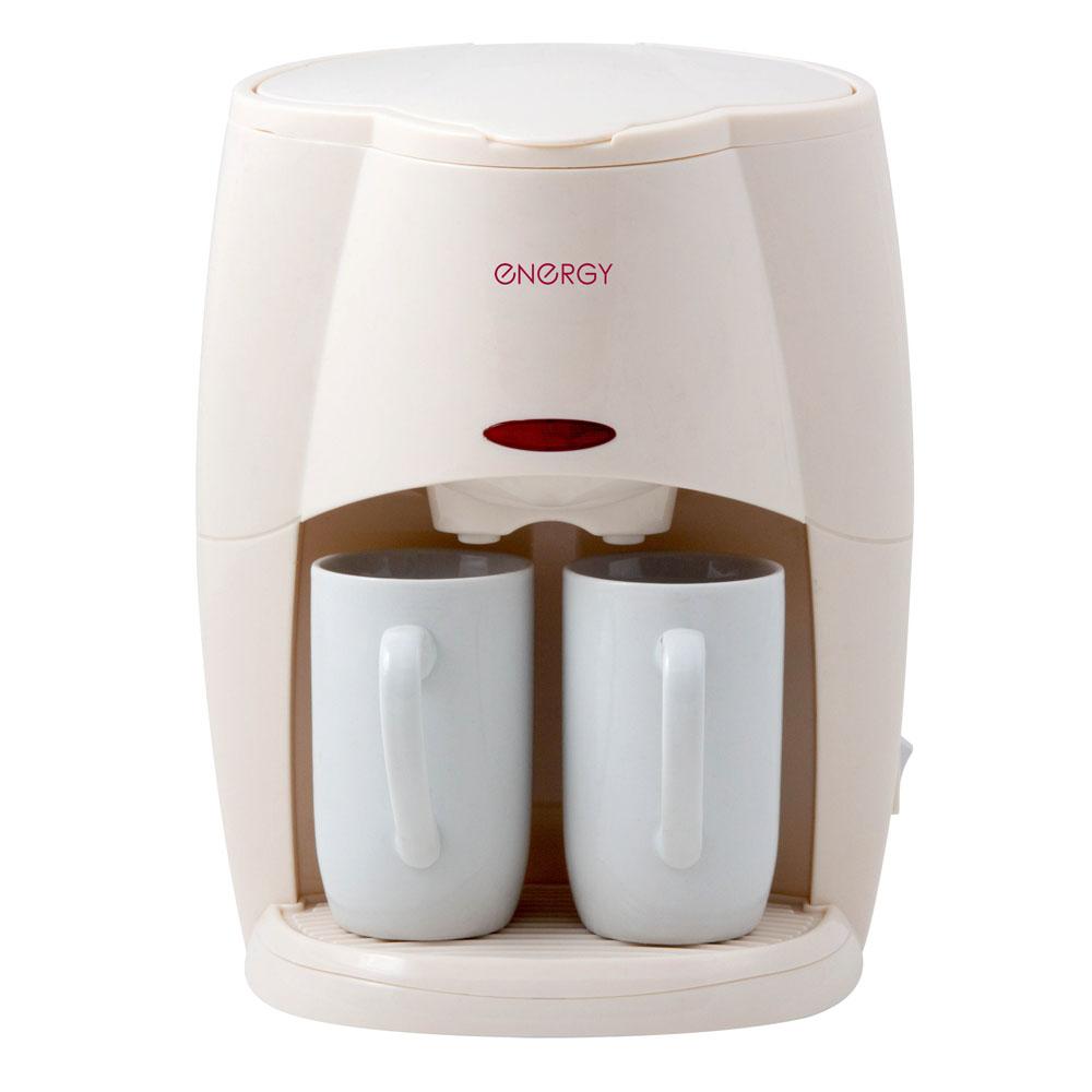 Кофеварка Energy EN-601 фото вид спереди