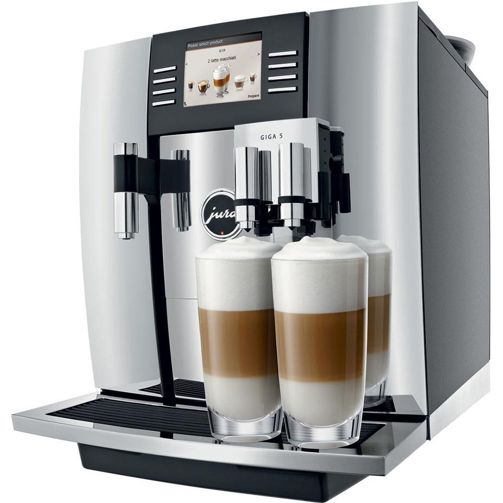 Кофемашина автоматическая зерновая Jura Giga 5