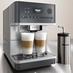 Кофемашина автоматическая зерновая Miele CM 6350.G полубком