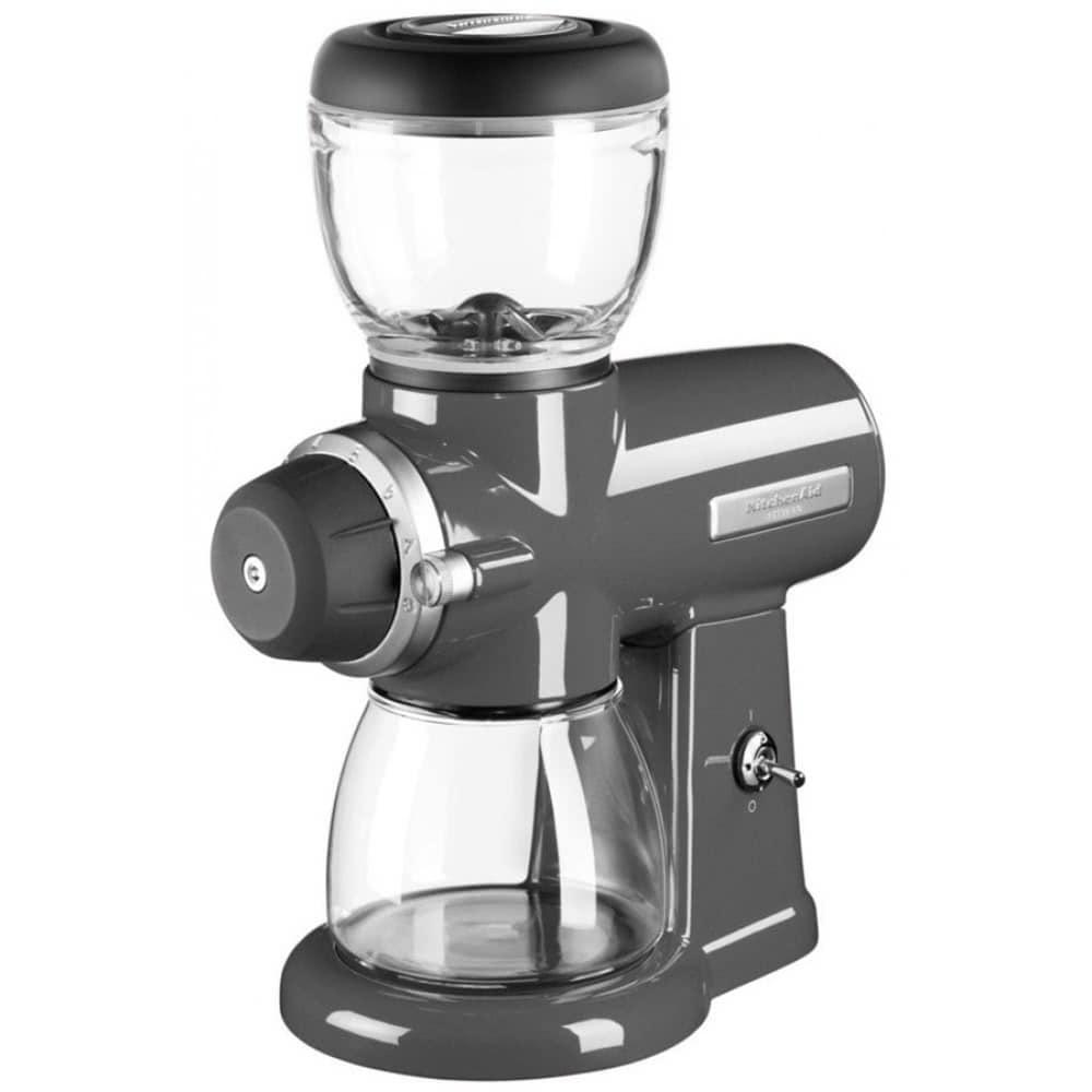 Кофемолка KitchenAid Burr Coffee Mill.G лицевая часть