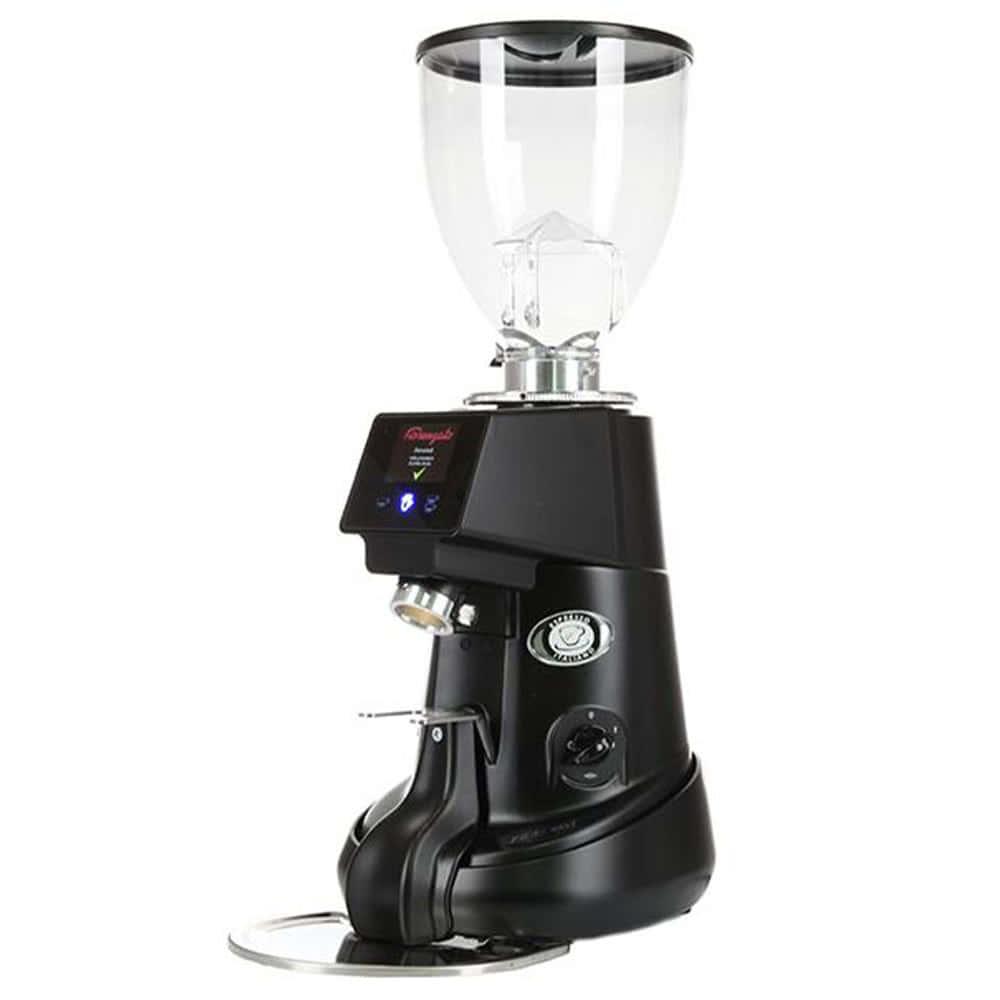 Кофемолка Fiorenzato F64 E XGi вид спереди под углом