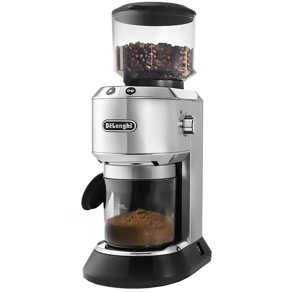 Кофемолка De'Longhi KG 521.M фото вид спереди