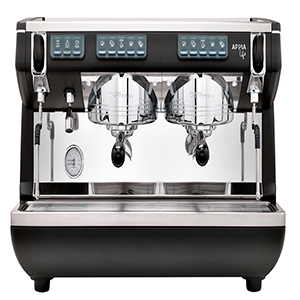 Медный бойлер  в крфемашине NUOVA SIMONELLI  Appia Life XT 2Gr V 220V white+high groups