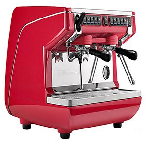 Возможность одновременного приготовления двух чашек в одной группе  в крфемашине NUOVA SIMONELLI  Appia Life 2Gr V 220V red+economizer+high