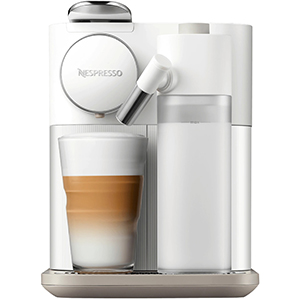 6 молочно-кофейный напитков в DeLonghi EN650.W