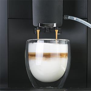 10 чашек кофейных напитков одним нажатием