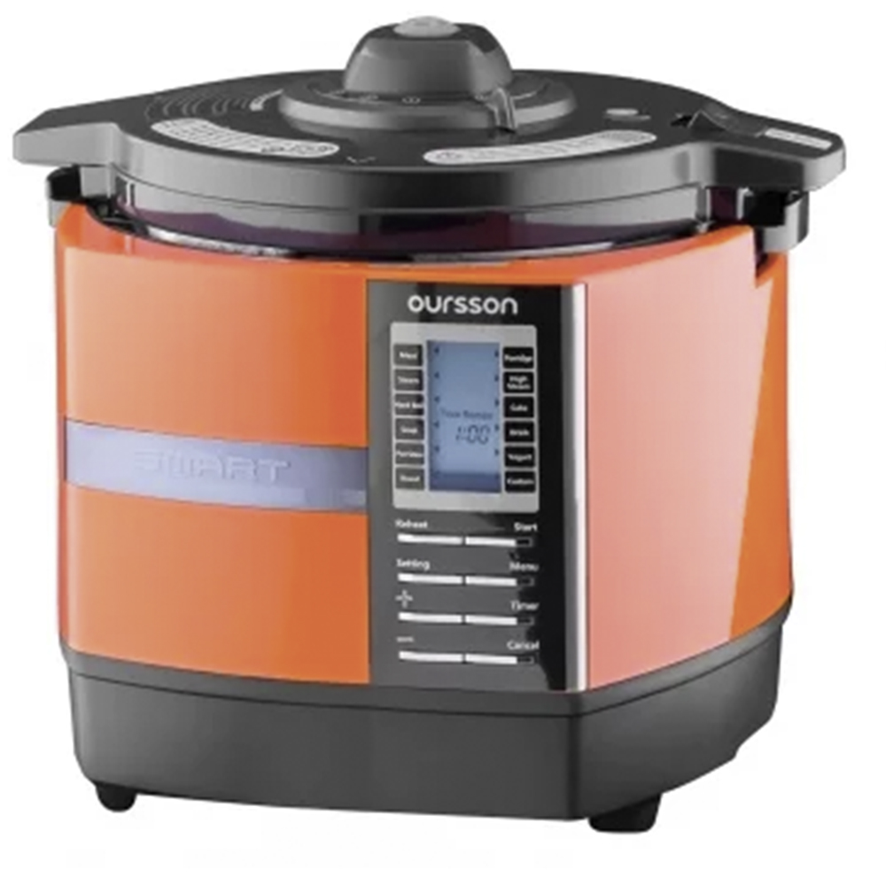 Мультиварка Oursson MP5005PSD цвет оранжевый главное фото