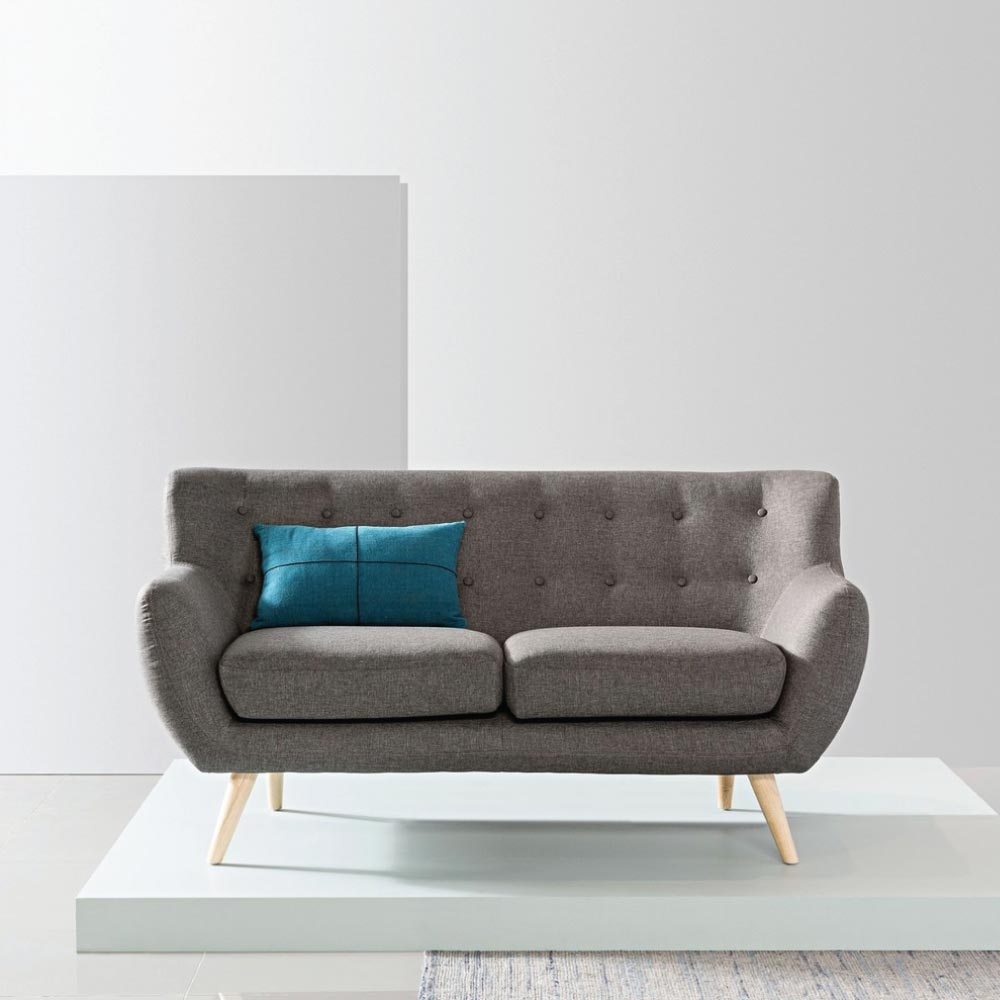 Icon by Design Sixties 2 Seater Sofa