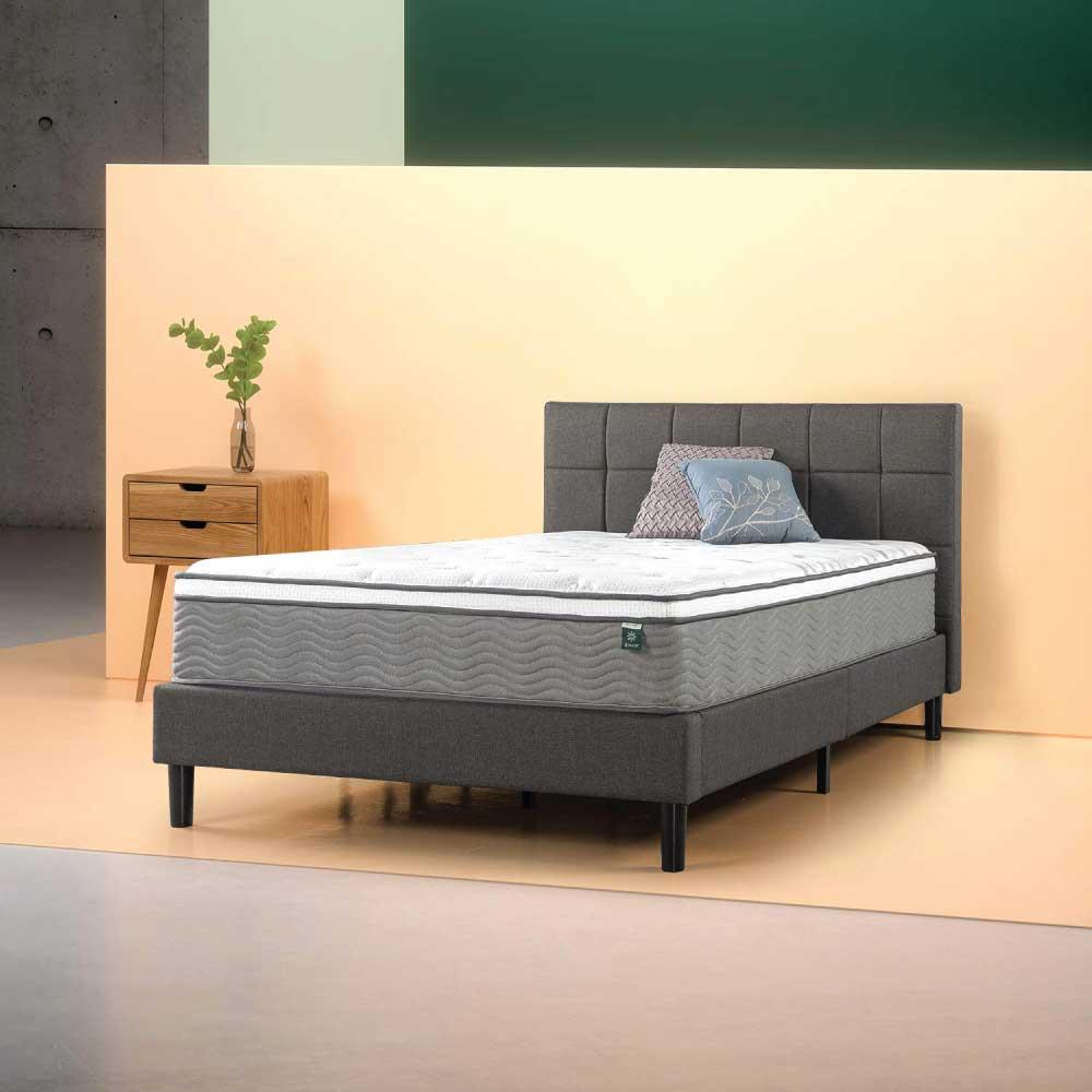 The Zinus mattress