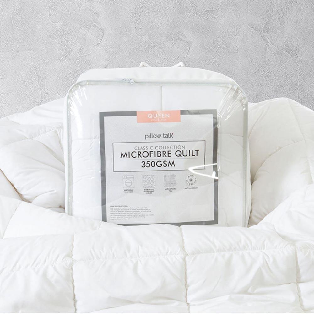 Pillow Talk classic quilt