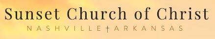 Sunset Church of Christ