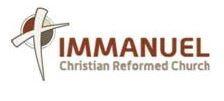 Immanuel Christian Reformed