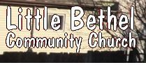 Little Bethel Community Church