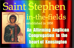 St. Stephen-in-the-Fields