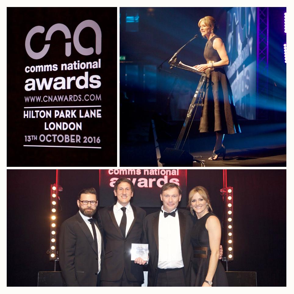 CNA award winner