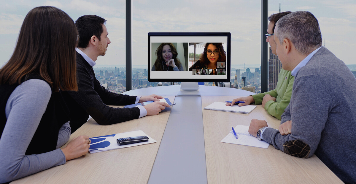 Wildix Cloud PBX Video Conferencing