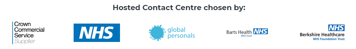 Hosted contact centre service for the NHS