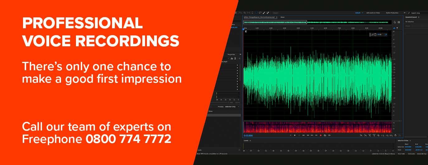 professional-recordings