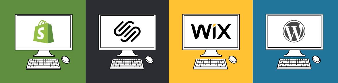 How do I create my own website? Website builder comparison