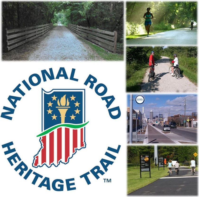 Link to National Road Heritage Trail website