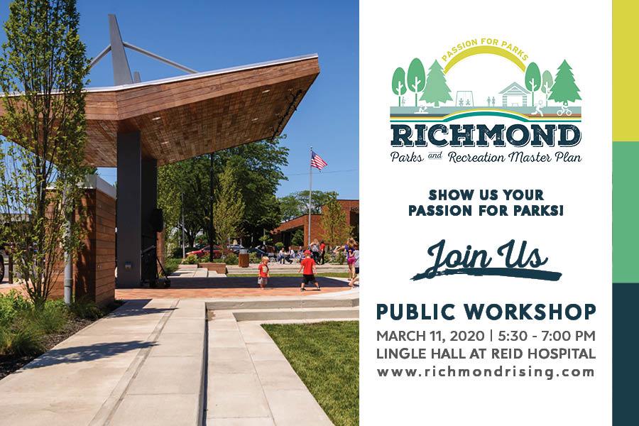 Parks Master Plan Public Workshop