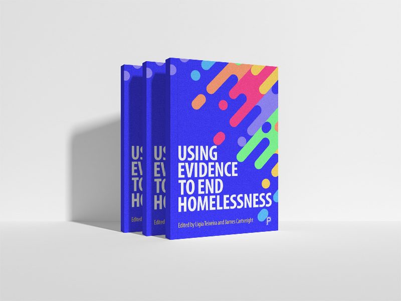 Using evidence to end homelessness book