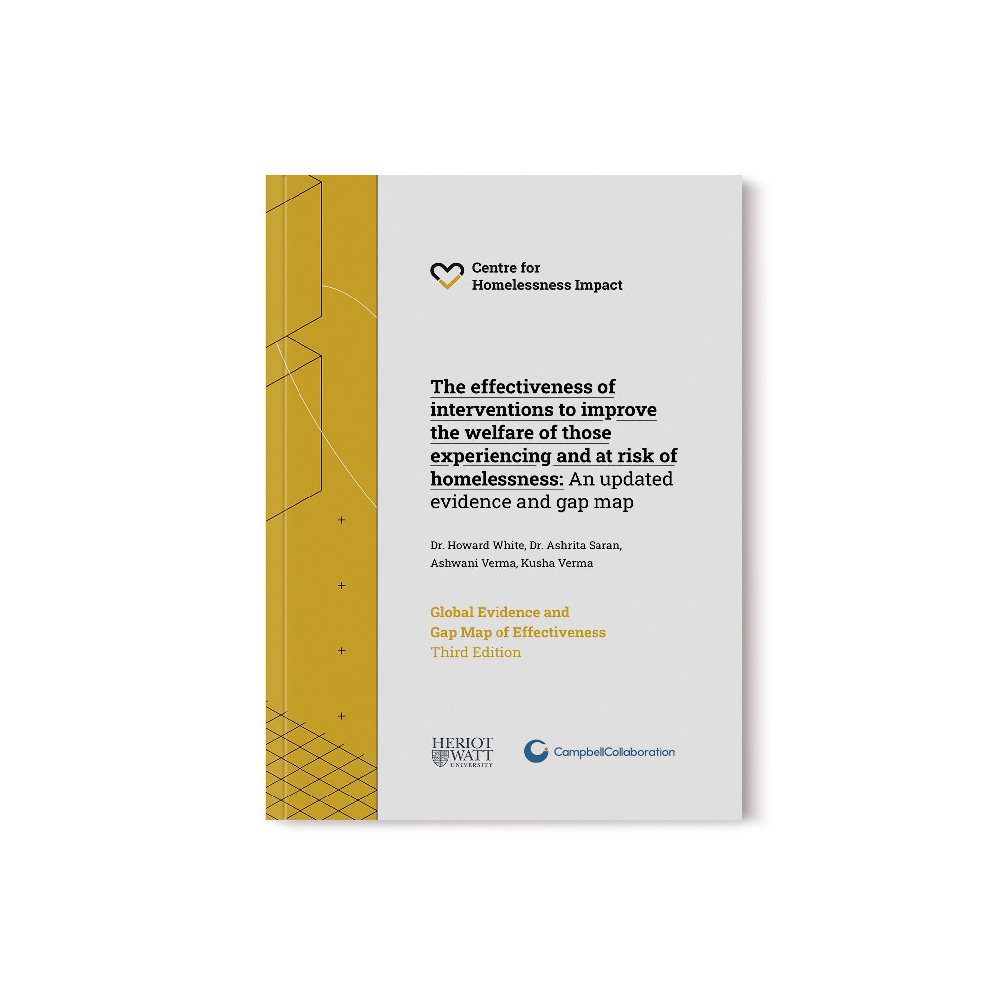 Report: Evidence and Gap Maps on Effectiveness, Third Edition