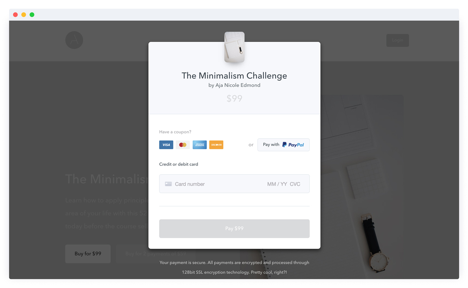 A SquareSpace Alternative Built for Digital Products