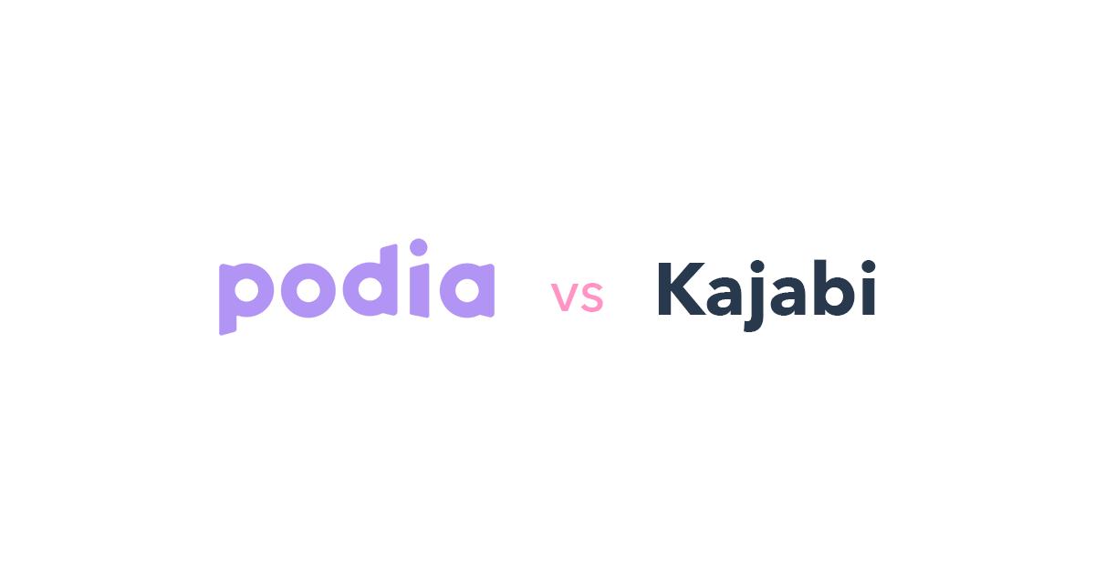 Podia vs Kajabi