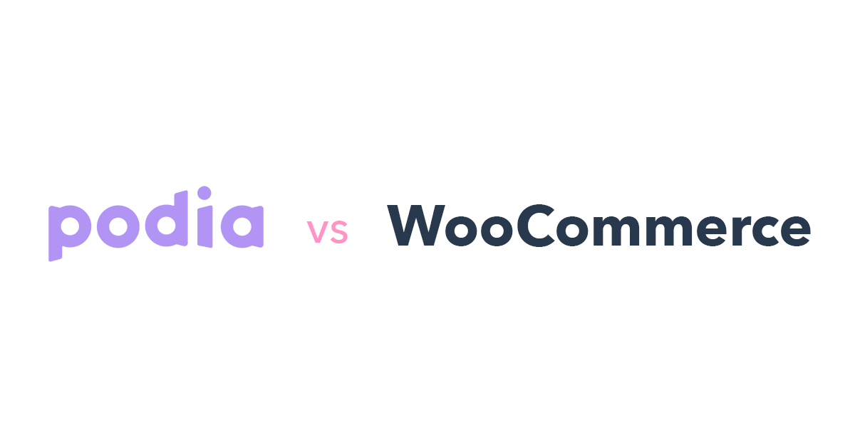 Podia vs WooCommerce
