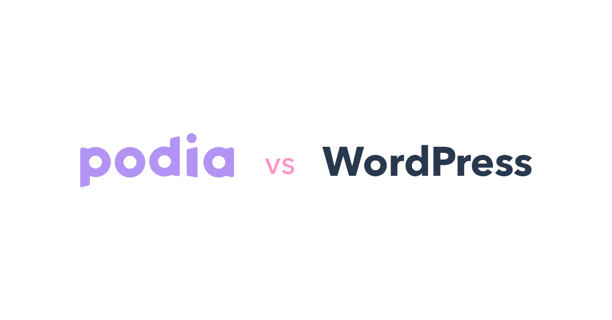 Podia vs WordPress