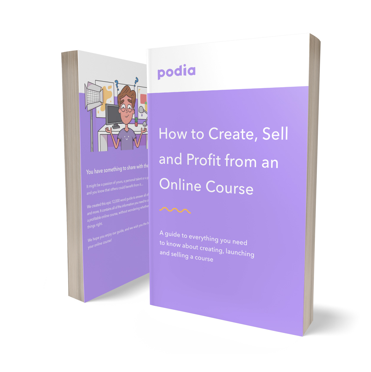 Sell and Profit from an Online Course by Podia