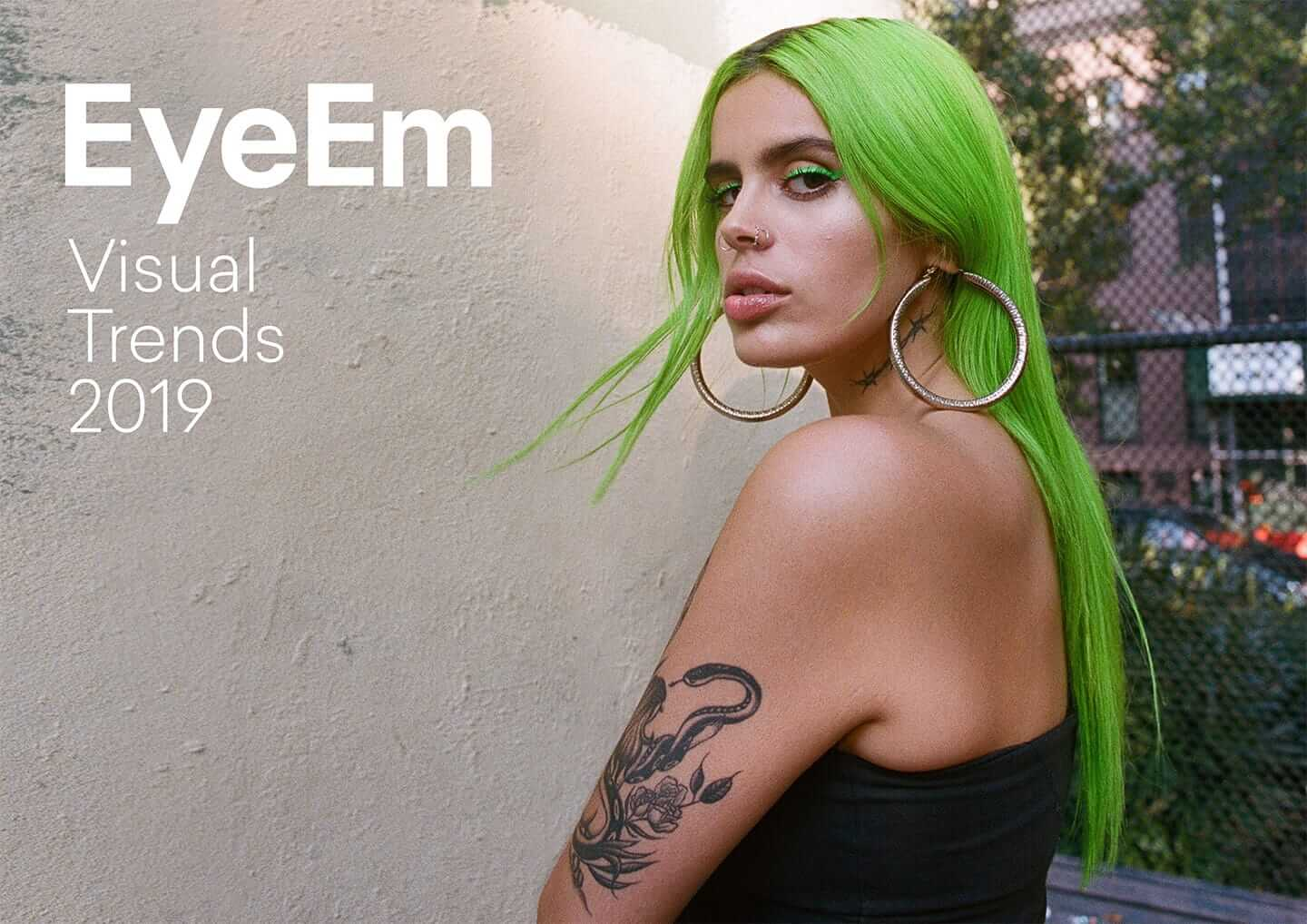 EyeEm Visual Photography Trends Report