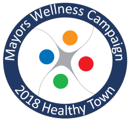 Mayor's Wellness Campaign Healthy Town Award