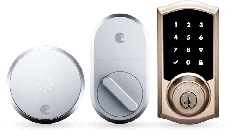 Commercial Smart Lock For Business Remote Control By Kisi