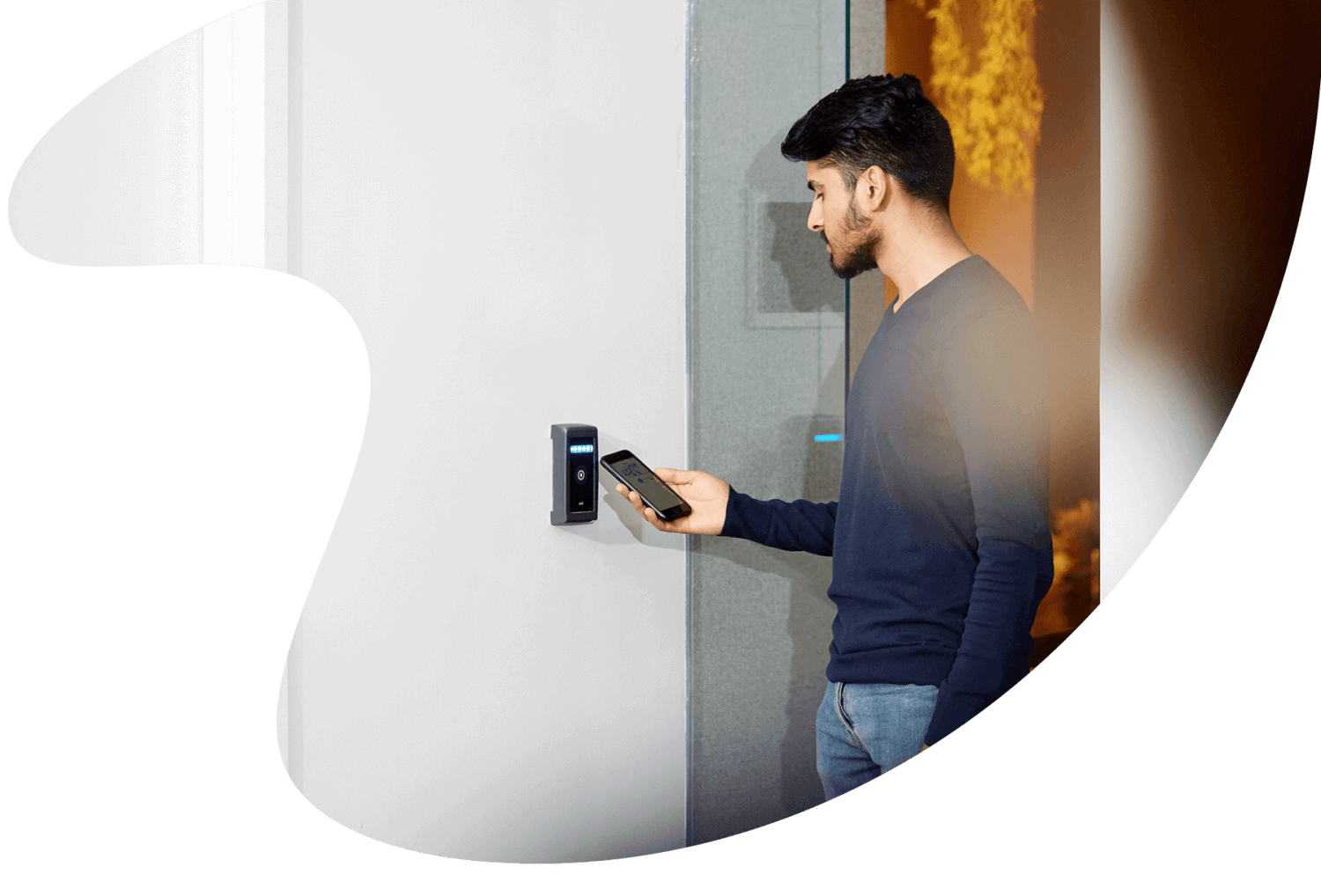 Smart access control system
