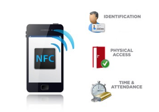 NFC access control