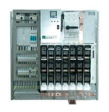 Low voltage power supply panel