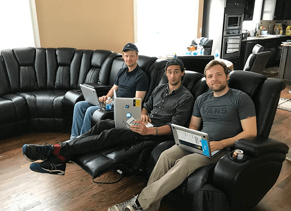 Talking with Kisi Founders