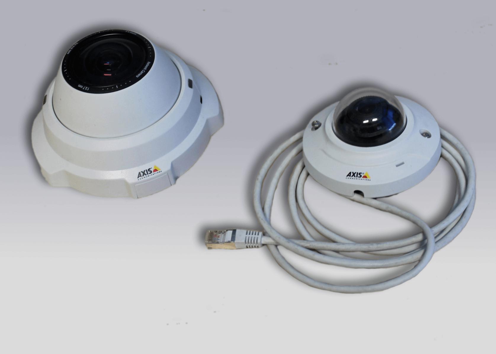 ONVIF compatible cameras