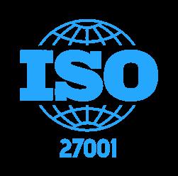 logo of ISO 27001