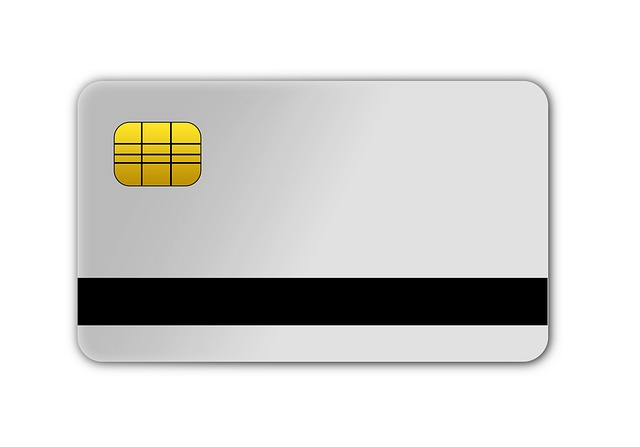 Smart Card with chip