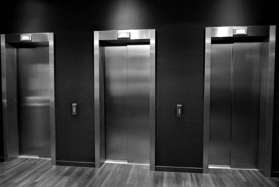 Access control for elevators is tricky but Kisi can help.